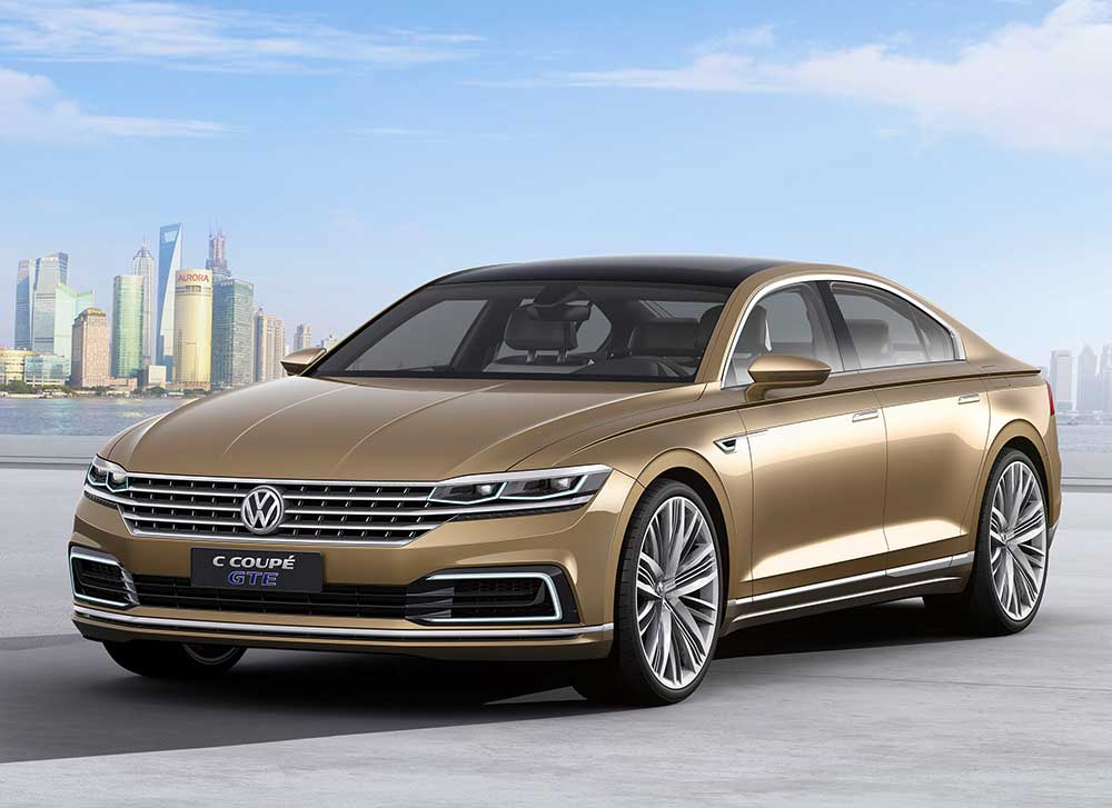 VW C COUPE GTE CONCEPT