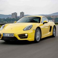 Havası yeter: Porsche Cayman