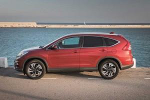 Honda CR-V 1.6 dizel otomatik fiyatları belli oldu