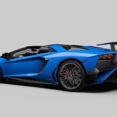 Lamborghini'den üstü açılır canavar