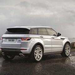 Range Rover Evoque'a 2.0 lt dizel motor