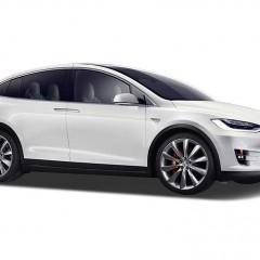 Tesla Model X Pirelli'yi tercih etti