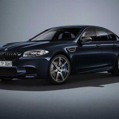 BMW M5'E 200 ADETLİK COMPETITION VERSİYONU