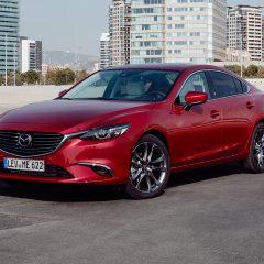 Yenilenen Mazda6 Türkiye'de