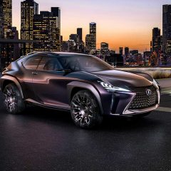 Lexus Paris'te UX konseptini gösterdi