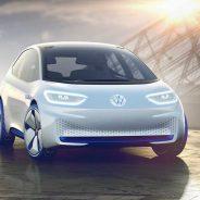 VW'DEN 600 KM MENZİLLİ ELEKTRİKLİ KONSEPT