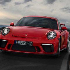 EN GÜÇLÜ ATMOSFERİK PORSCHE 911: GT3