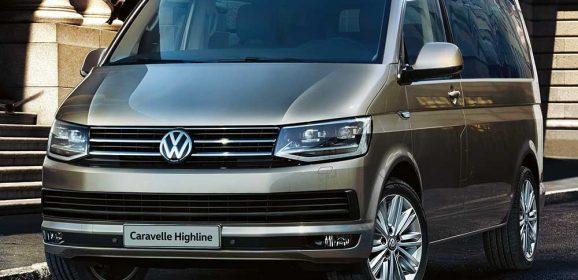 VW CARAVELLE HIGLINE SATIŞA SUNULDU