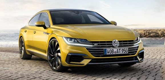 VW'DEN YENİ BEŞ KAPILI GT: ARTEON