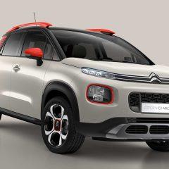 Citroen'den yeni kompakt SUV: C3 Aircross
