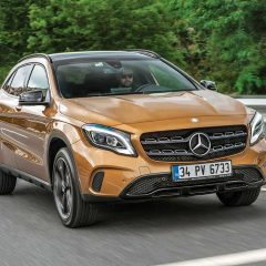 Mercedes GLA sürüş izlenimi