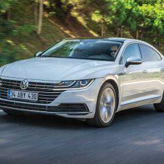 VW Arteon sürüş izlenimi