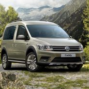 VW Caddy'ye yeni 1.4 lt benzinli motor