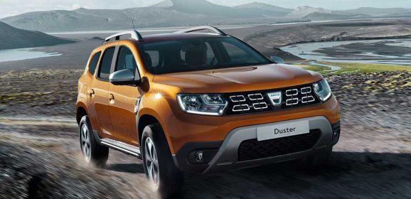 Dacia modellerine fabrika çıkışı LPG
