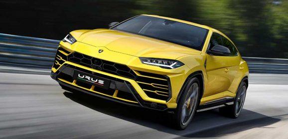 Ve karşınızda Lamborghini SUV: Urus