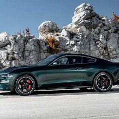 Ford'un yeni canavarı: Mustang Bullit