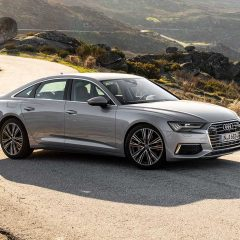 Yeni Audi A6'ye beş yıldız