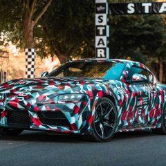 Toyota Supra efsanesi geri dönüyor