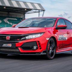 Honda Civic Type-R Silverstone'da rekor kırdı