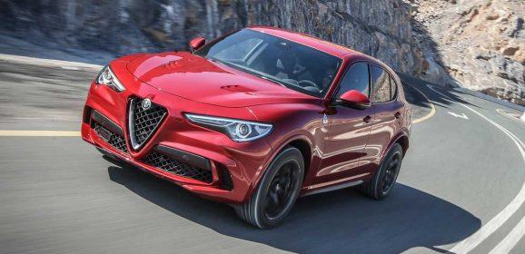 Alfa Romeo Stelvio Quadrifoglio Türkiye'de