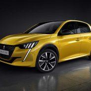 Peugeot yeni 208'i tanıttı