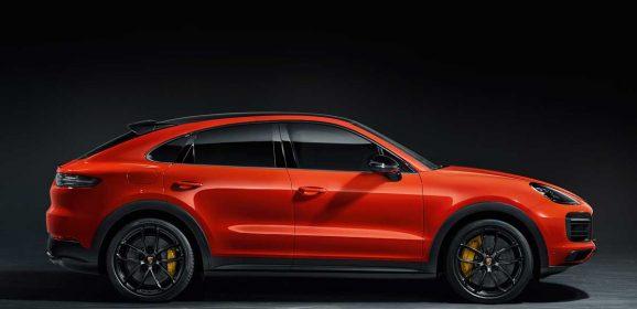 Porsche'den Cayenne Coupe atağı