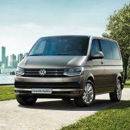 VW Caravelle Highline 4Motion satışa sunuldu