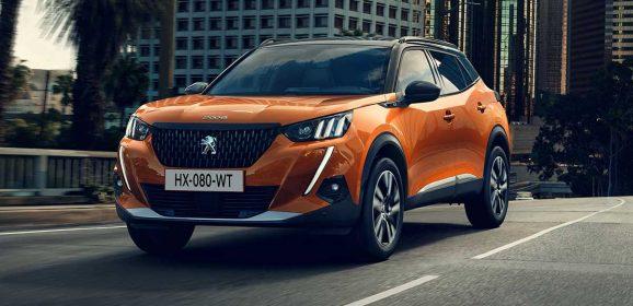 Peugeot yeni 2008 SUV'u tanıttı