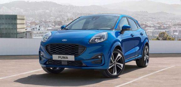 Ford Puma artık bir crossover