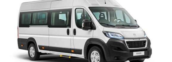 Peugeot yeni Boxer Minibüs'ü satışa sundu