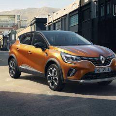 Renault Captur tamamen yenilendi